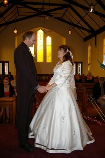 Recent wedding