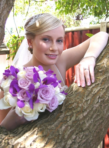Bridal Portrait,Alayne by your host,Tony R.