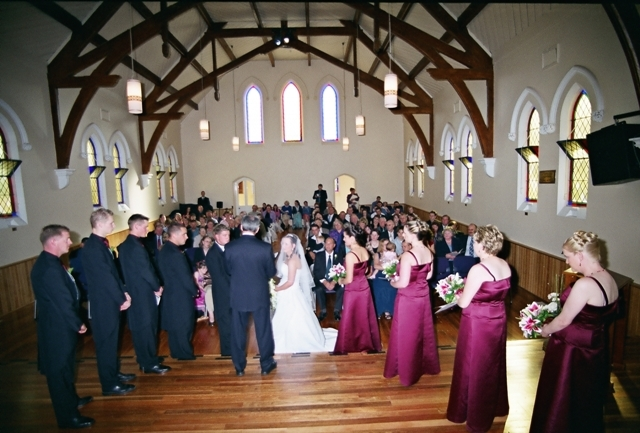 Wedding Ceremony Photo: An indoors photo,Warragul