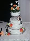 Wedding Cake,Photography By Gippsland / Warragul Photographer