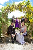 Wedding Photographer:Country setting photos,