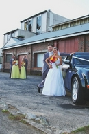 Wedding Photographer:Featuring the Old Butter Factory,Warragul with Brendan and Emily