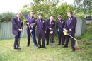 Photos of variety, Groomsmen :Anthony T Reynolds for Matt at Warragul.