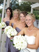 Wedding Photographer: Bride to be and attendants...