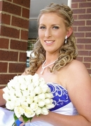 Wedding Photography :Bridal Portrait study for  Rebecca